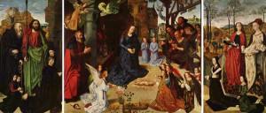 Portinari Triptiek Hugo van der Goes 1475