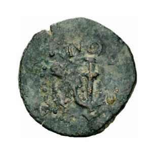 Munt Herodes de Grote Judaea