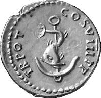 Munt Keizer Augustus (63 BC-14 AD)