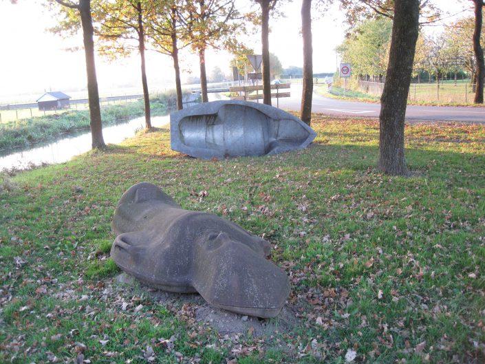 Kunstobject bij Elst van Alphons ter Avest