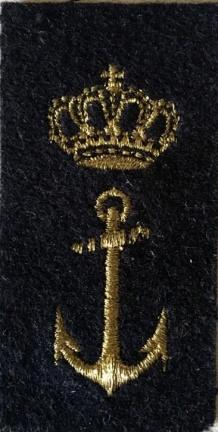 Klaar anker, marine onderscheiding