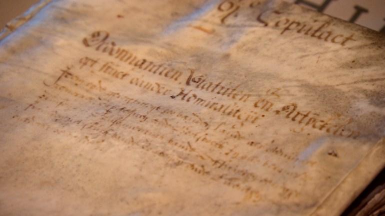 Maritieme ordonnantie 8 januari 1488